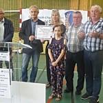 Saint-Avold : Ecole Pierre Frisch / Collecte de bouchons